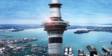 Introducing the new Sky Tower App