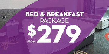 Bed & Breakfast Package