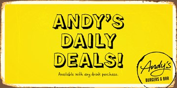 Andy's Daily Deals