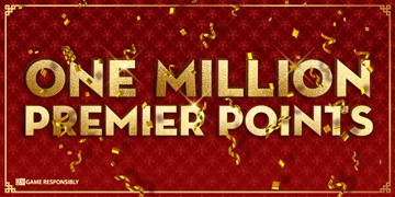 Win a share of one million points promotion