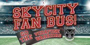 SKYCITY FAN BUS