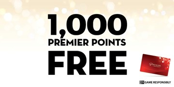 Join this April and get 1,000 free Premier Points