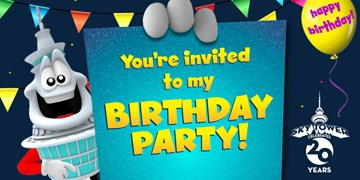 Your Invited to Scotty's Birthday Party!