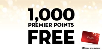 Join this September and get 1,000 free Premier Points