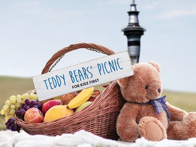 Sky Cafe Teddy Bears Picnic for Kidz First