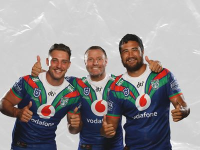 Vodafone Warriors Discount