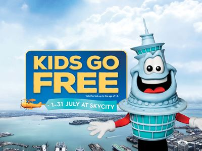 July fun at SkyCity