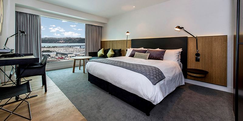 Premium Luxury Harbour View Room