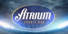 Live sport and DJs at Atrium Sports Bar
