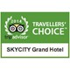 Trip Advisor Travellers' Choice Award 2014