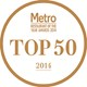 Metro Restaurant of the Year 2014 Top 50