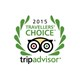 Trip Advisor Travellers' Choice Award 2015