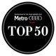 Metro/Audi Restaurant of the Year 2012 Top 50